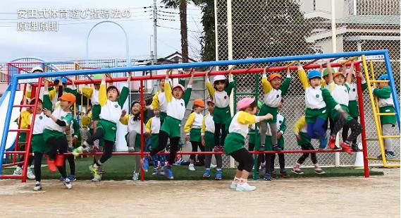 安田式体育遊び原理原則